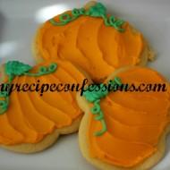 My Favorite Sugar Cookies Ever!!!