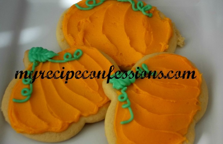 My Favorite Sugar Cookies Ever!!!