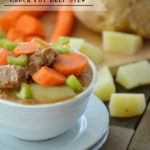 Best Ever Crock Pot Beef Stew
