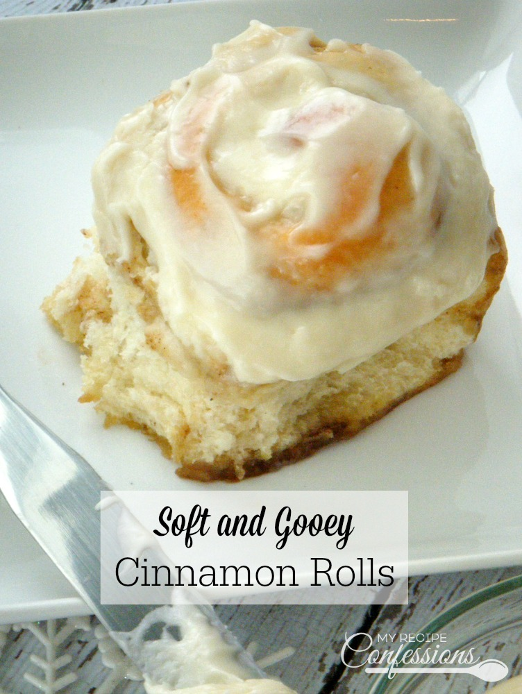 Soft and Gooey Cinnamon Rolls are the best homemade cinnamon rolls ever! They beat Cinnabon cinnamon rolls hands down! This family favorite recipe is quick and easy to follow too.