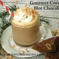 Gourmet Coconut Hot Chocolate