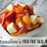Sunshine's Fresh Fruit Salad