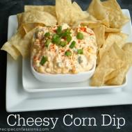 Cheesy Corn Dip