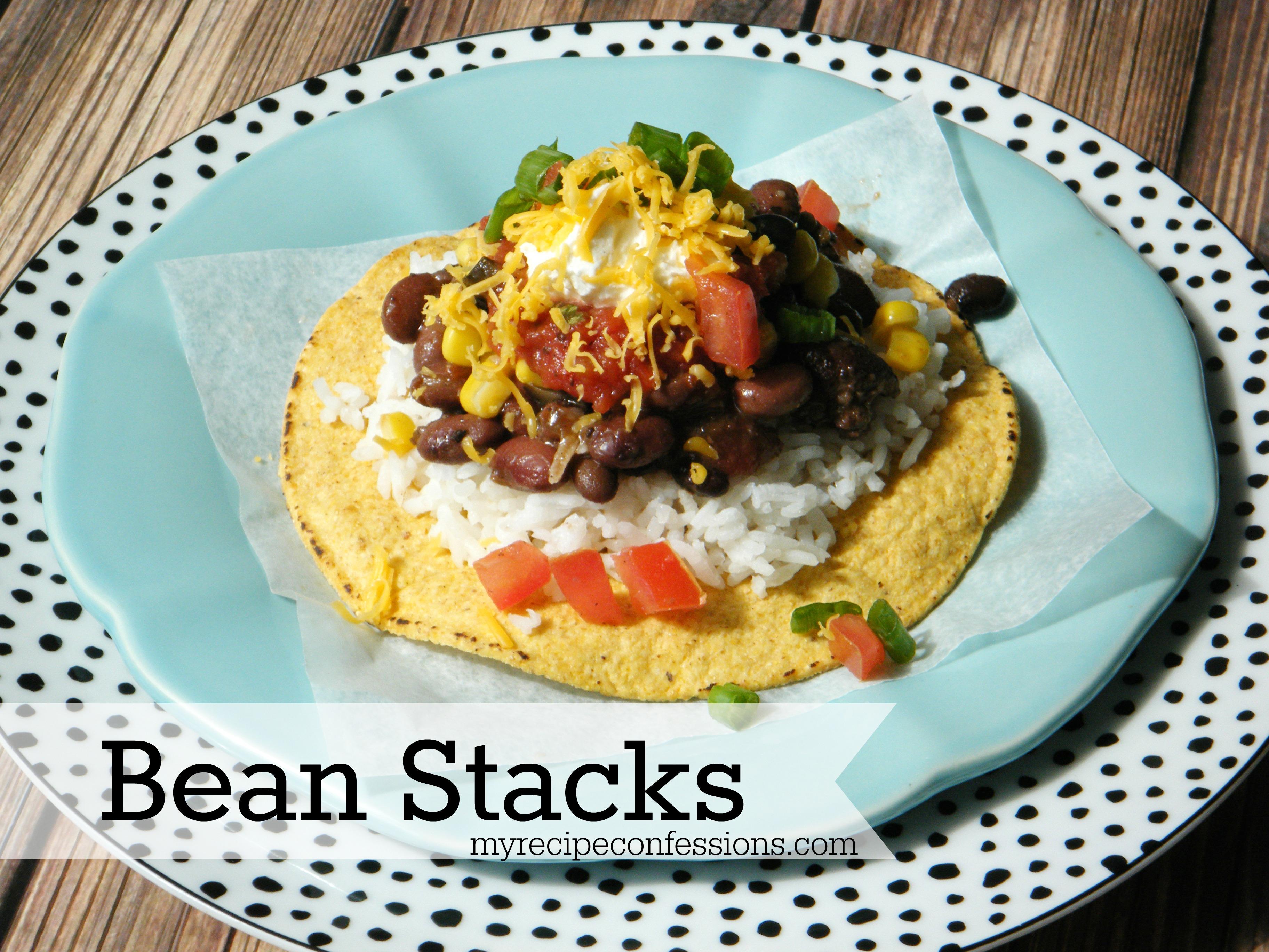 Bean Stacks
