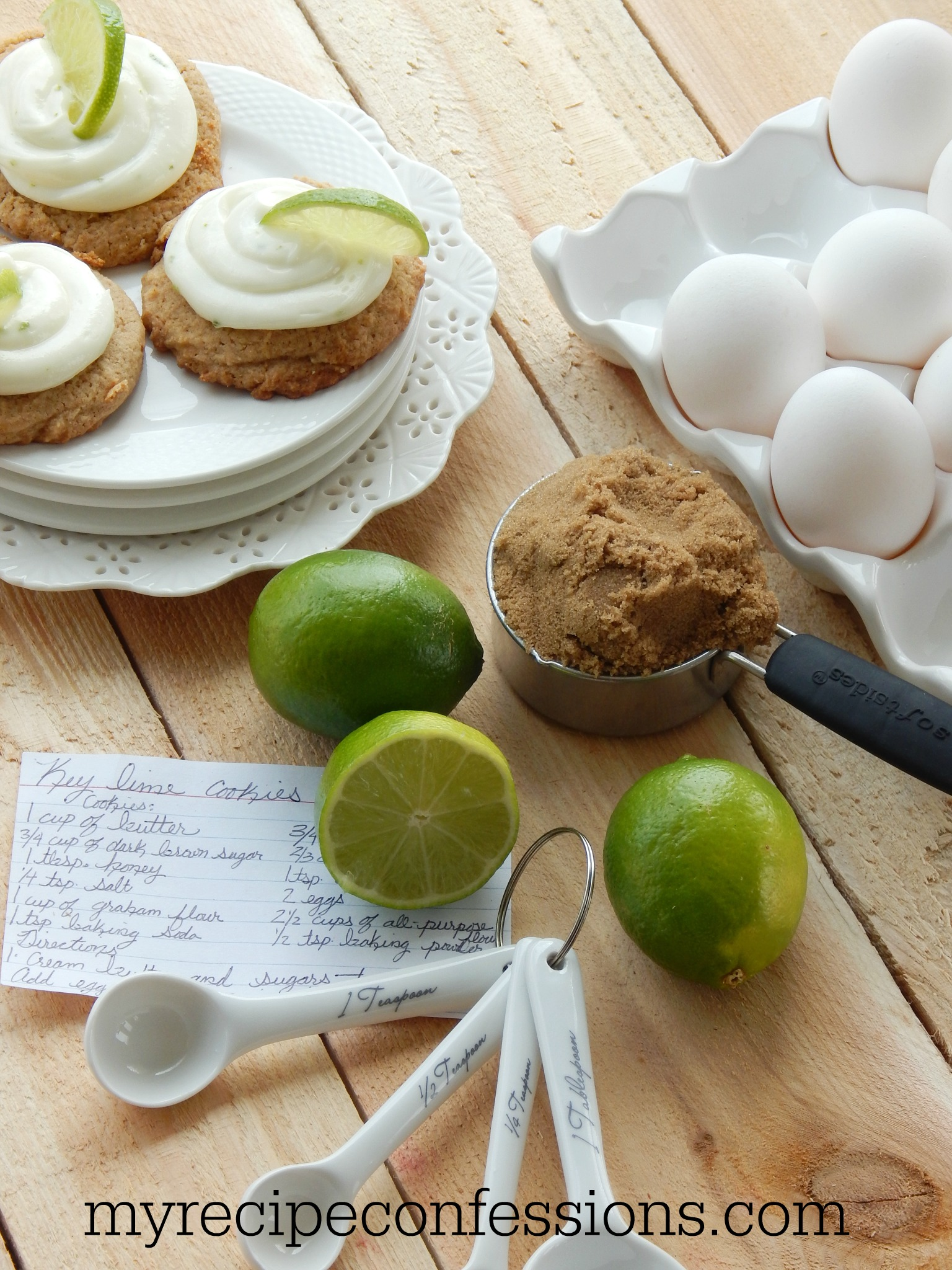 Key-Lime-Pie-Cookies