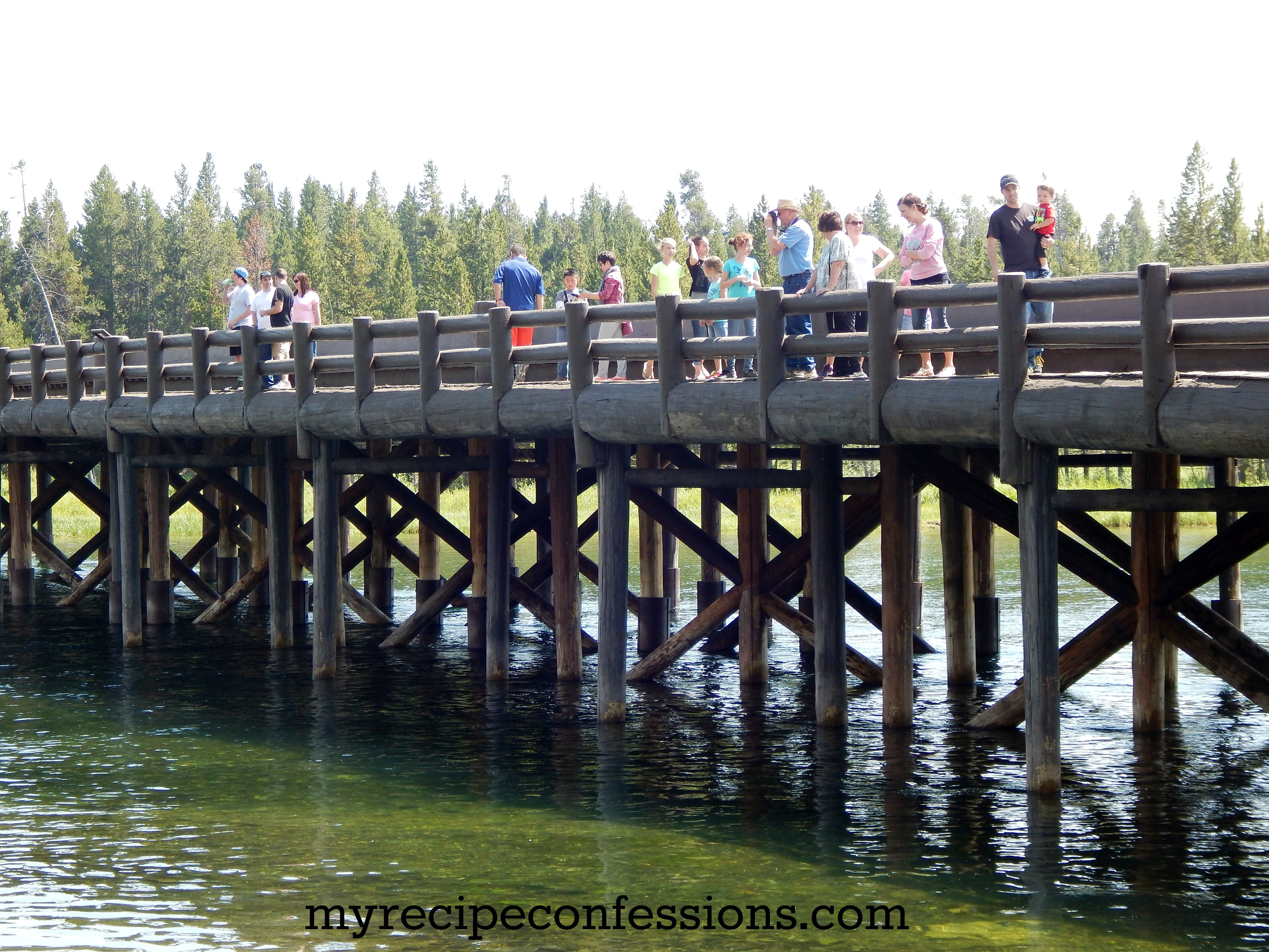 2014 yellowstone national park vacation my recipe for Fishing in yellowstone
