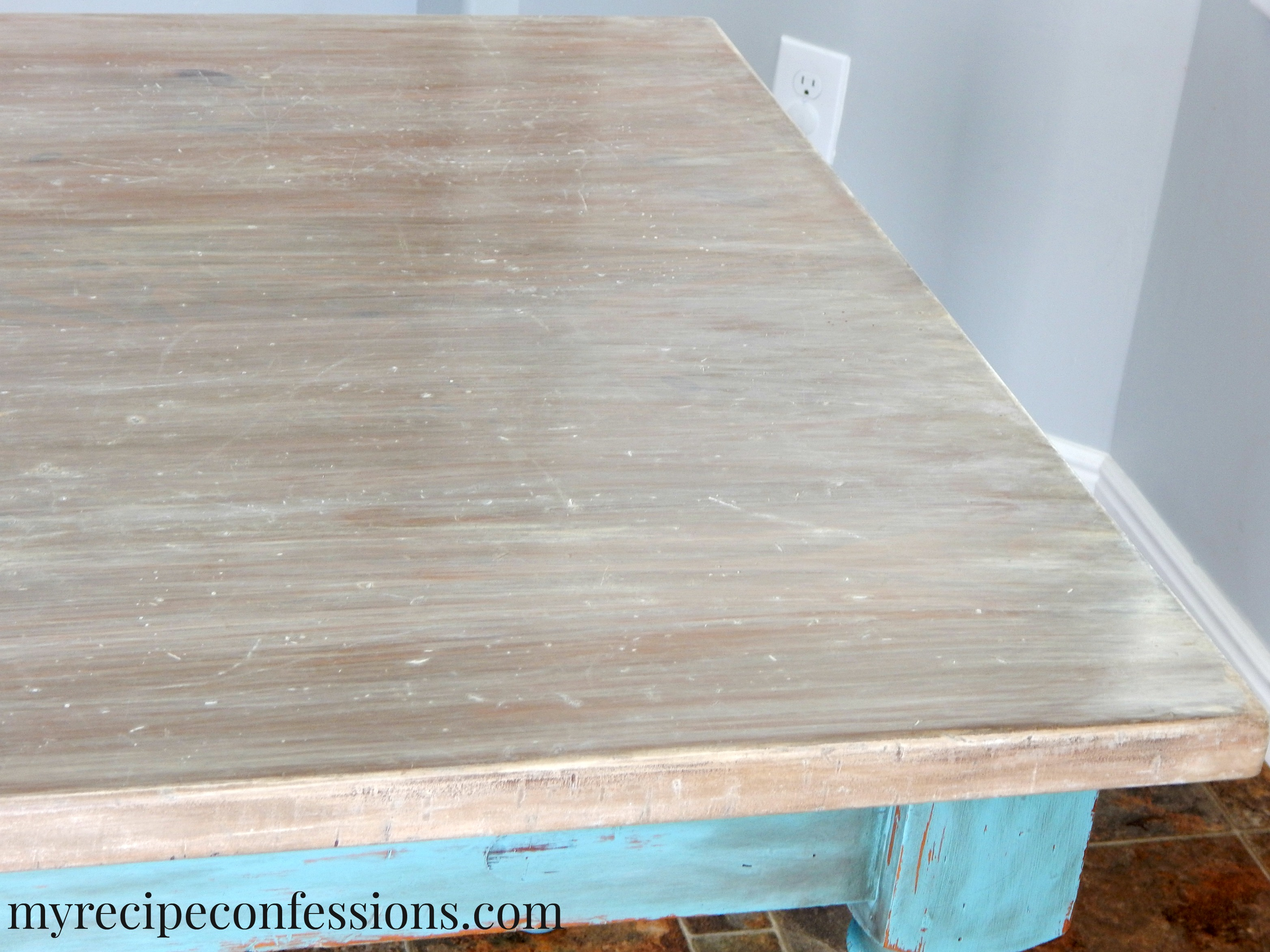 Chalk Paint Table2