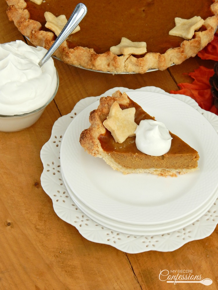 Old Fashioned Pumpkin Pie recipe is best pumpkin pie I have ever tasted! Not only is this pie made from scratch, it's also very easy to make. It's also creamy and packed with flavor! This is just like the classic pumpkin pie that we all grew up with.