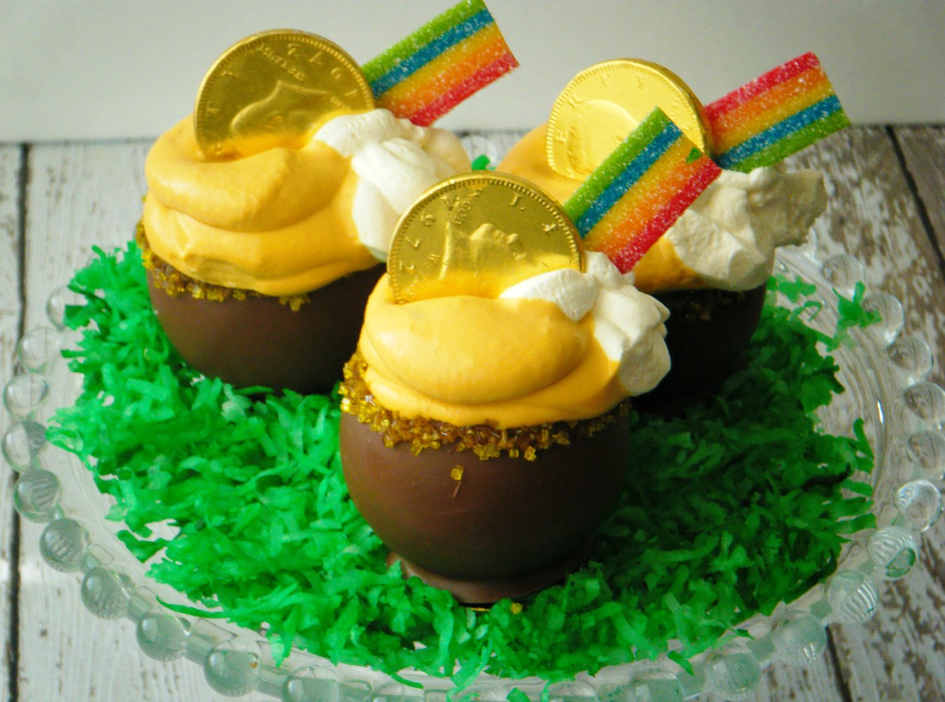 Chocolate Pots of Gold