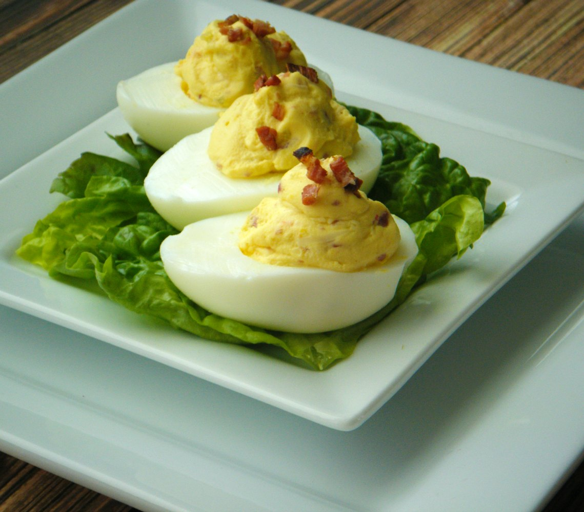 Creamy Deviled Eggs