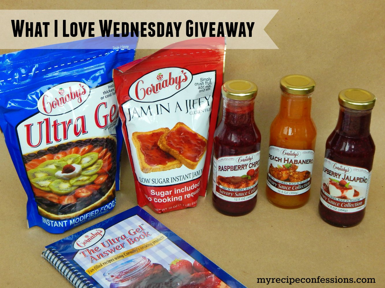 What I Love Wednesday Giveaway