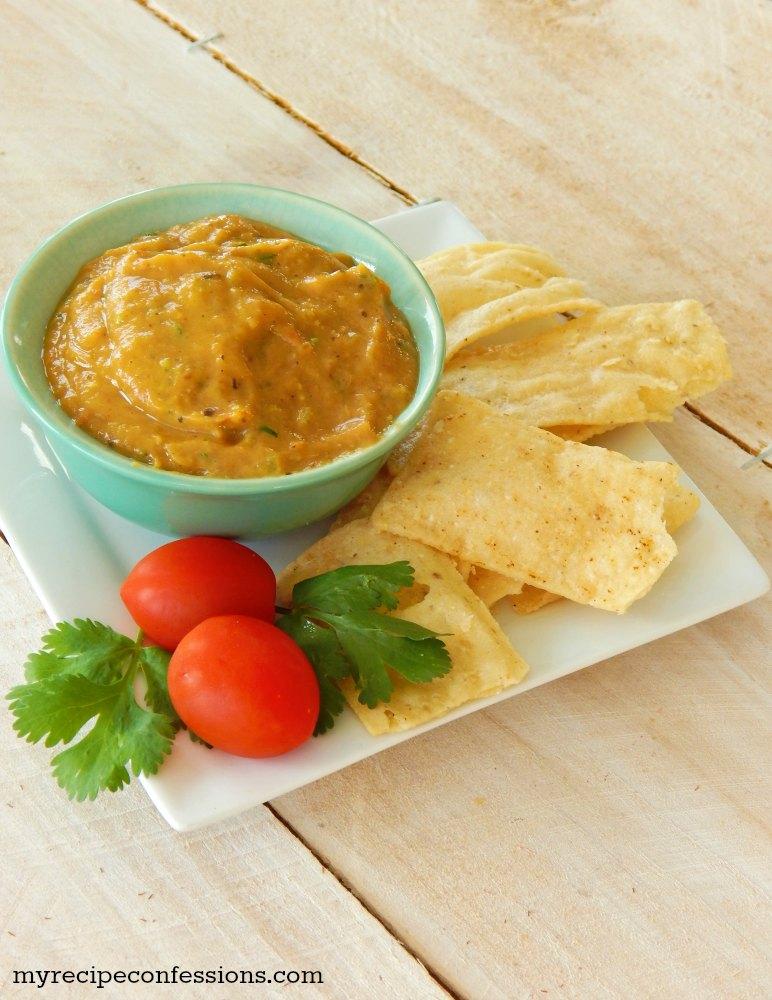 Creamy Avocado Salsa Recipe