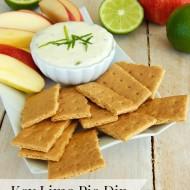 Creamy Key Lime Pie Dip