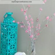 DIY Cherry Tree Branches