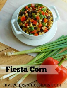 Fiesta Corn Recipe