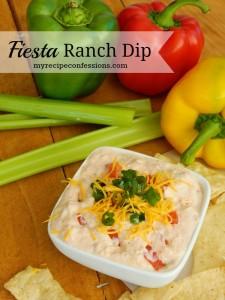 Fiesta Ranch Dip