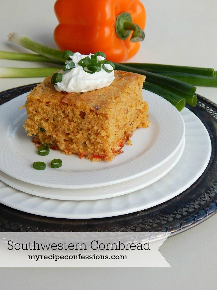 Southwestern Cornbread