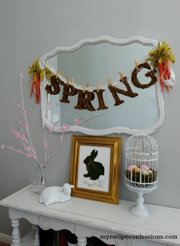 DIY Cherry Tree Branches. These beautiful cherry tree branches are an expensive solution for you Easter home décor. They will add a refreshing spring look to your home. Not only are they beautiful, they are super easy and inexpensive to make. You don't need to be an expert in diy crafts to make these cherry tree branches.