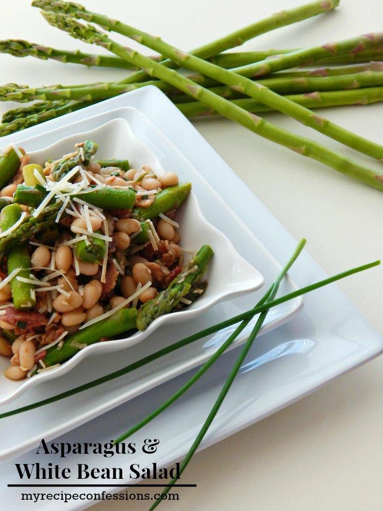 Asparagus and White Bean Salad