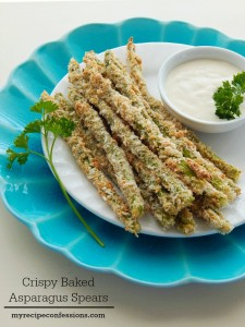 Crispy-Baked-Asparagus-Spears-Recipe