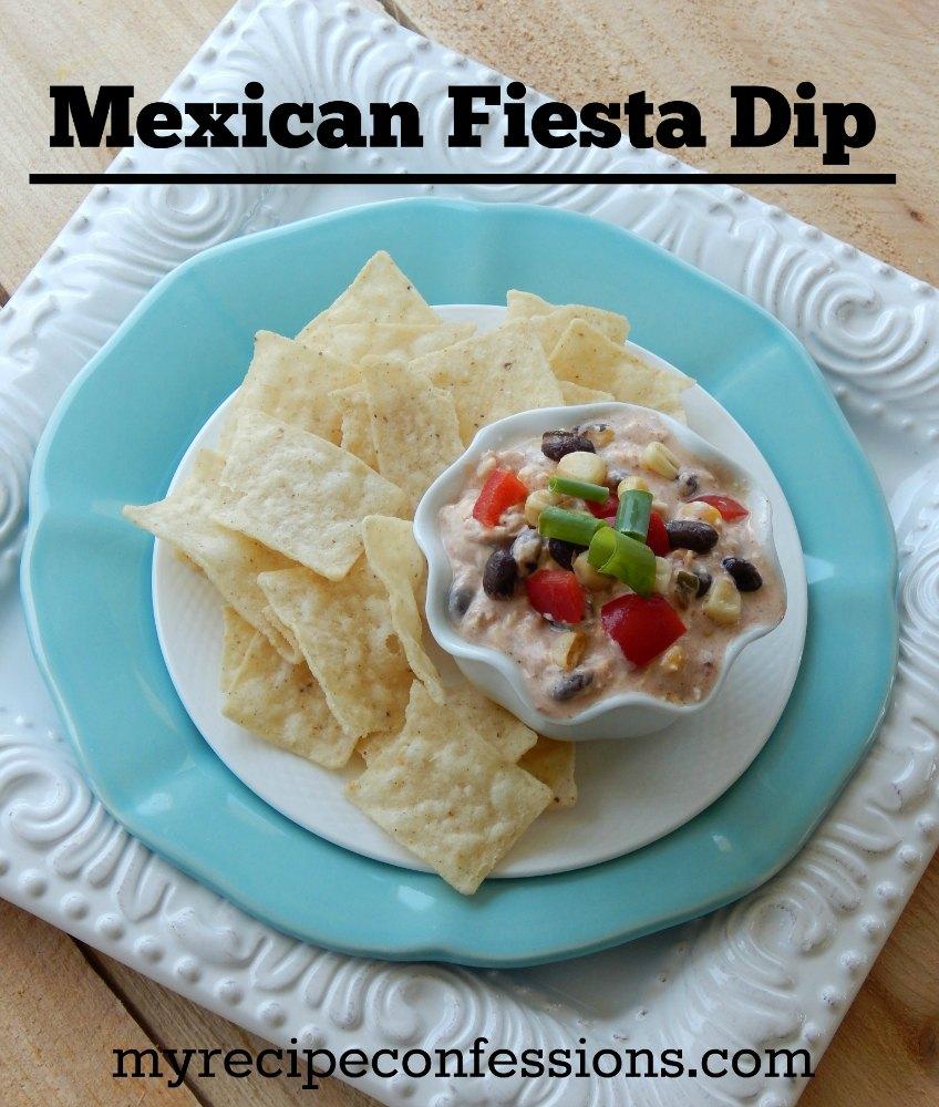 Mexican-Fiesta-Dip