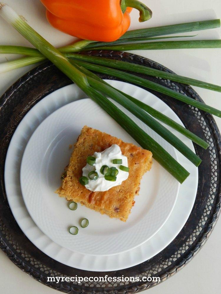 Southwestern Cornbread Recipe