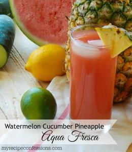 Watermelon-Cucumber-Pineapple-Aqua-Fresca