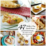 47 Mother's Day Brunch Recipes