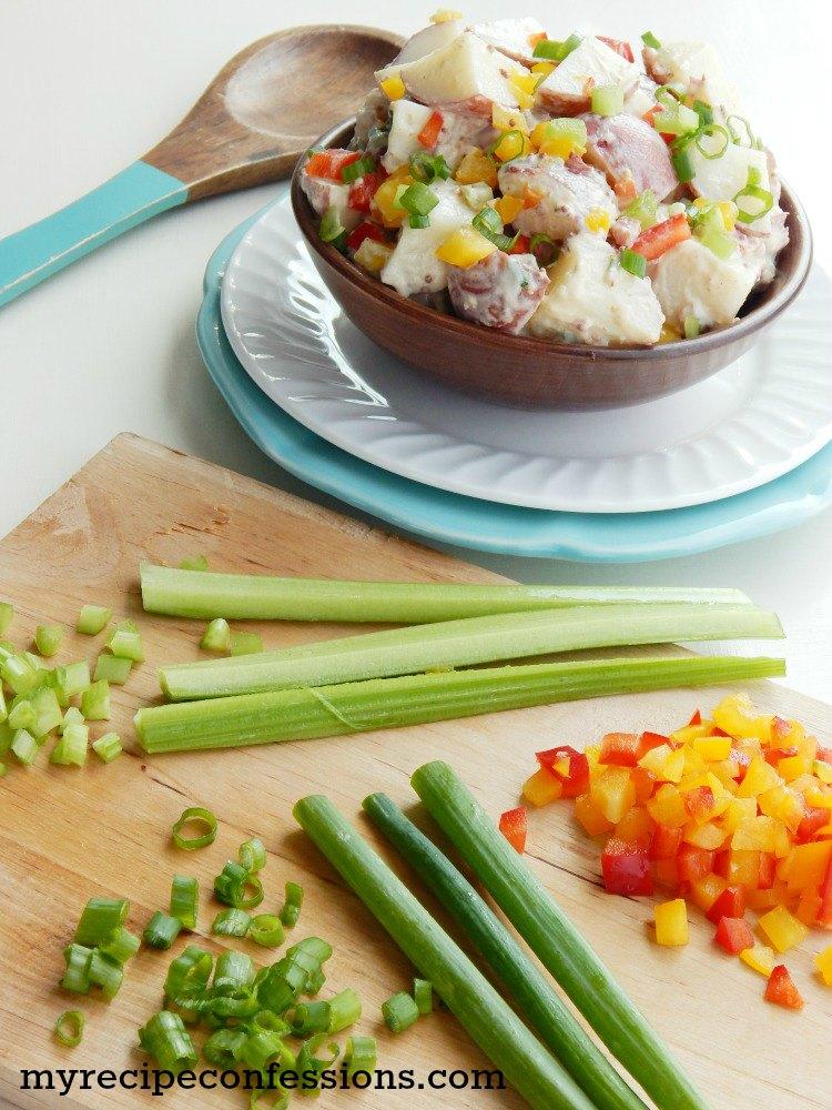 Baby Red Potato Salad Recipes — Dishmaps