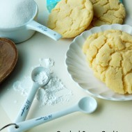 Cracked Sugar Cookies
