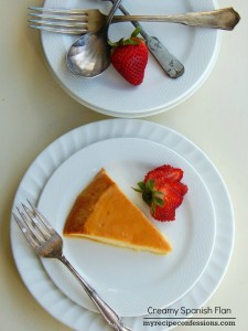 Creamy-Spanish-Flan-Recipe