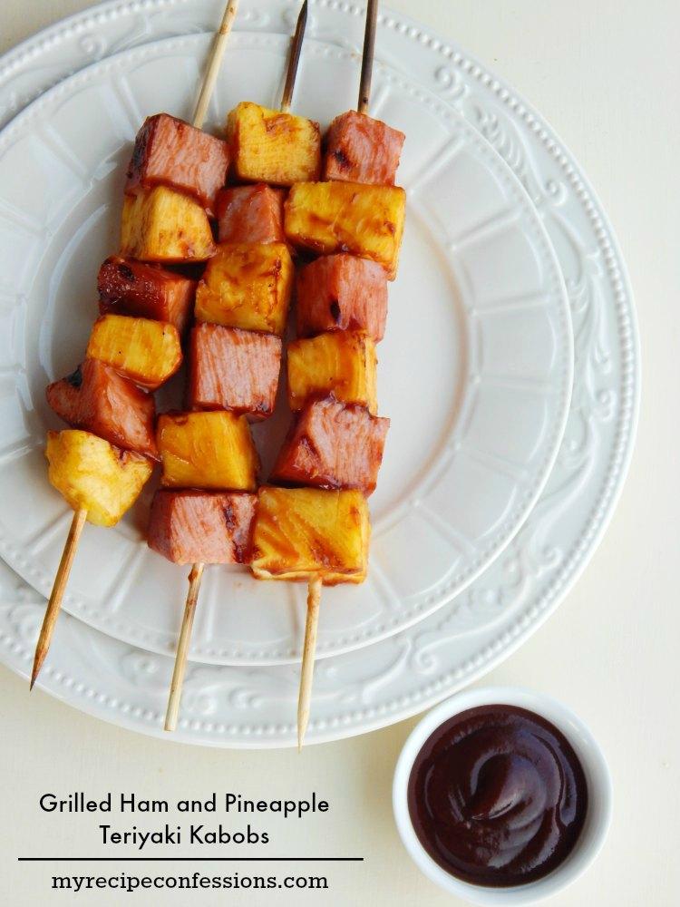 Grilled-Ham-and-Pineapple-Teriyaki-Kabobs