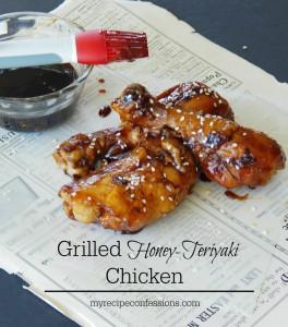 Grilled-Honey-Teriyaki -Chicken