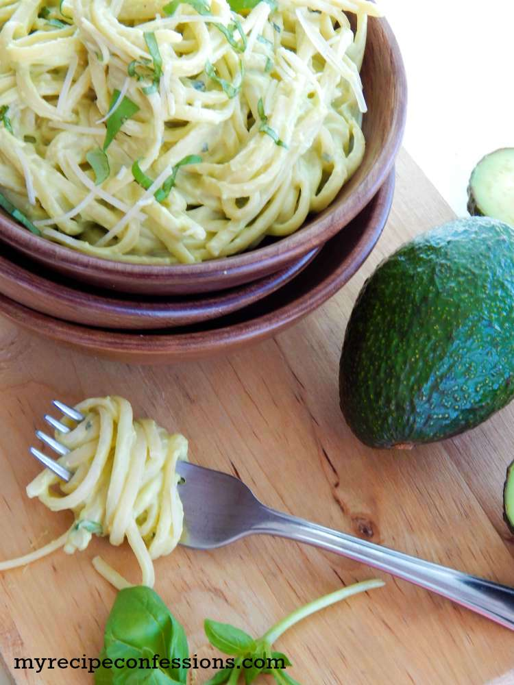 Take your avocado to the next level with this Avocado Alfredo Sauce. This recipe will put all your other pasta recipes to shame! It is also lower in fat than your traditional alfredo sauce and it Gluten-Free. I know your curious, come on come check it out.