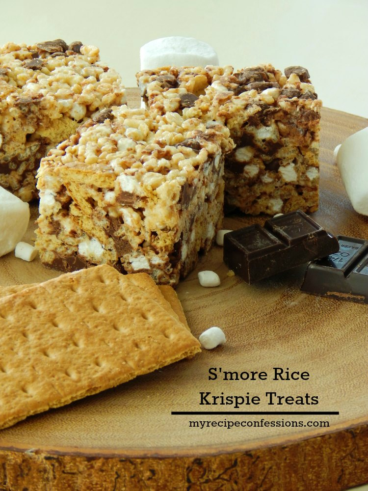 S'more-Rice-Krispie- Treats