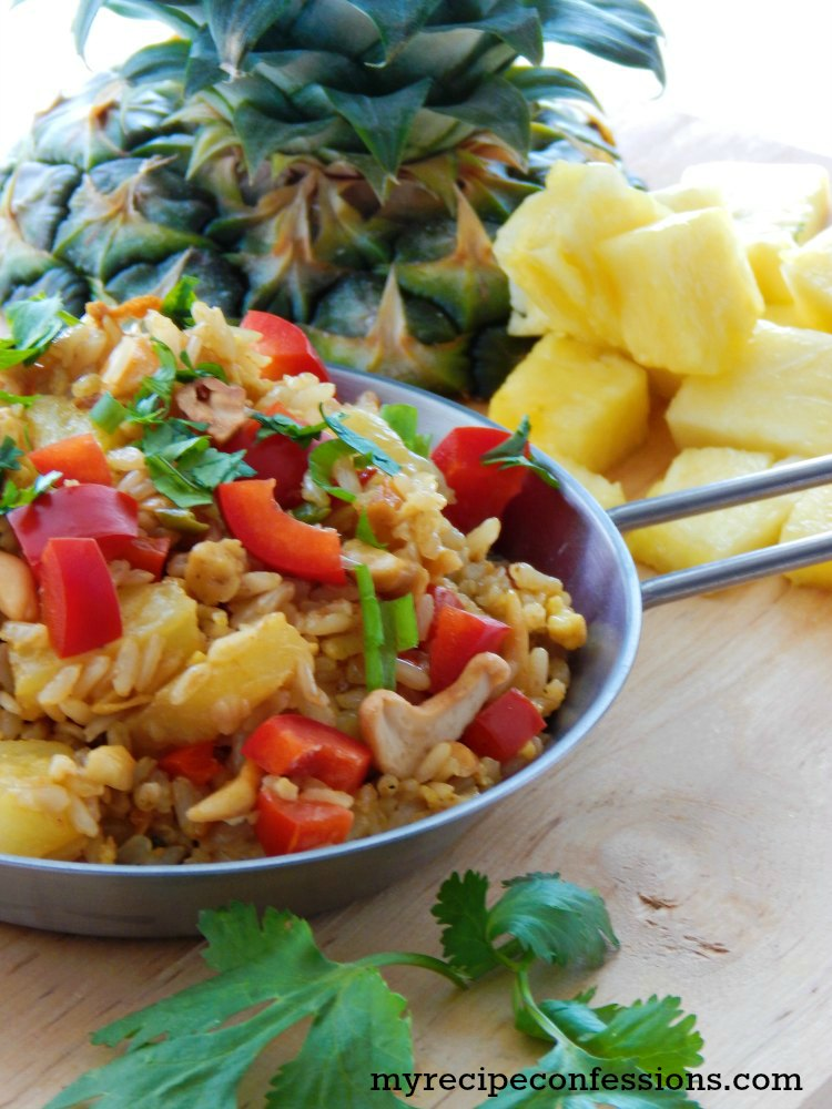 Thai-Curry-Pineapple-Fried-Rice-Recipe