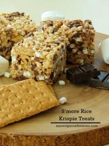 S'more-Rice-Krispie- Treats