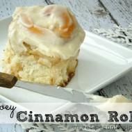 how to make soft gooey cinnamon rolls