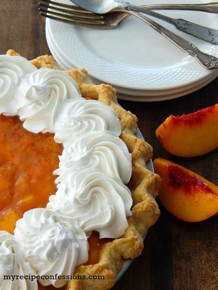 Say hello to Autumn with a Fresh Peach Pie! This is the best peach pie recipe out there! The instructions are easy to follow and my family couldn't get enough of it. I am going to make this every Fall!