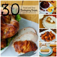 30 Tried and True Thanksgiving Recipes