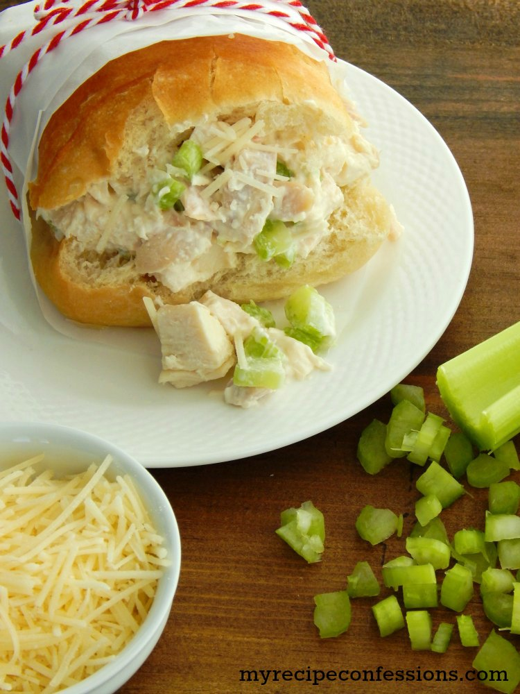 Quick and easy hot shredded chicken sandwiches my recipe confessions quick and easy hot shredded chicken sandwich i always love good chicken recipes not forumfinder Choice Image