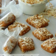 Toasted Coconut Caramel