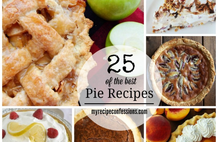 25 of the Best Pie Recipes