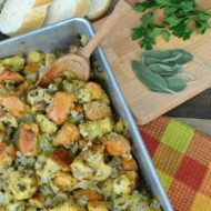 Classic Thanksgiving Stuffing