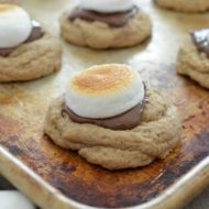 Easy Smore Cookies