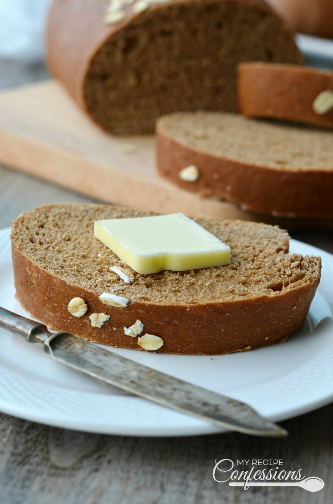 Honey Wheat Molasses Bread tastes just like the bread served at Outback Steakhouse and The Cheesecake Factory. This copycat recipe is simple and easy to follow. Trust me, you don't want to miss out on this homemade bread!