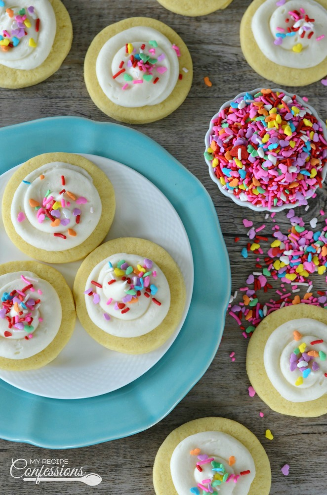 Perfect Gluten-Free Sugar Cookies are so soft and chewy. The texture is unlike any other gluten-free sugar cookie recipe. These cookies are easy to make and the rich, buttery flavor is astounding!