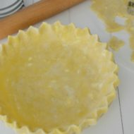 Easy Flaky Gluten-Free Pie Crust